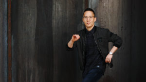 A Time To dance salsa and bachata teacher Kevin Qin